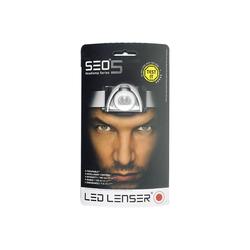 LED LENSER Stirnlampe SE05 Leuchtweite 120m 3 x Micro AAA