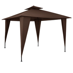 Deuba Pavillon Sairee, UV-Schutz braun