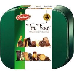 Delacre Gebäckmischung Tea Time 1 kg/Pack
