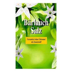 BÄRLAUCH-SALZ Chrütermännli 50 g