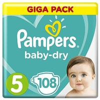 Pampers Baby-Dry 11-25 kg