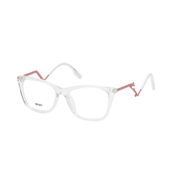 Kenzo KZ 50024 I 022, inkl. Gläser, Cat Eye Brille, Damen