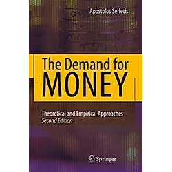 The Demand for Money. Apostolos Serletis  - Buch
