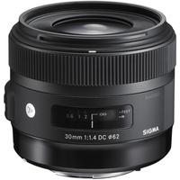 Sigma 30 mm F1,4 DC HSM (A)