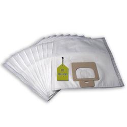 eVendix Staubsaugerbeutel Staubsaugerbeutel passend für Moulinex L 85.., 10 Staubbeutel + 2 Mikro-Filter ähnlich wie Original Moulinex Staubsaugerbeutel L 85, passend für Moulinex