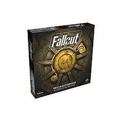 Fallout  Das Brettspiel - Neu-Kalifornien (Spiel-Zubehör)