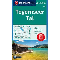 Tegernseer Tal 1 : 25 000