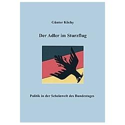 Der Adler im Sturzflug