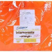ERENA Verbandstoffe GmbH & Co KG Senada Warnweste orange im Beutel