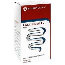 Lactulose AL Sirup