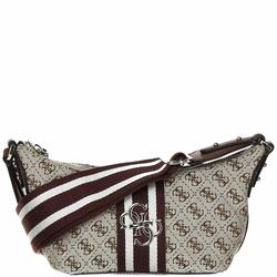 GUESS Damen Handtasche Vintage brown