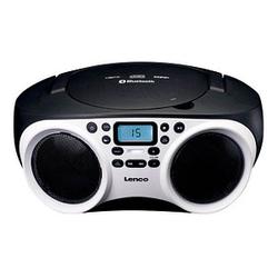 Lenco SCD-501 Tragbarer CD-Player