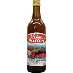 VITAGARTEN Früchtekorb Saft 750 ml