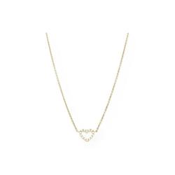 JuwelmaLux Goldkette Kette Herz Gold