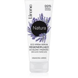 Lirene Natura Creme-Serum für Hände und Fingernägel 75 ml