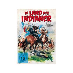 Im Land der Indianer DVD