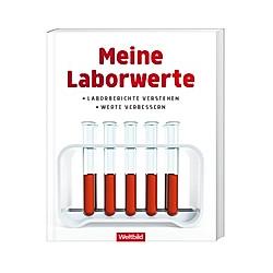 Meine Laborwerte - Buch