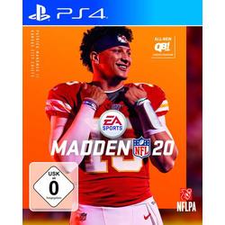 Madden NFL 20 PS4 USK: 0