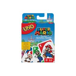 Mattel® Spiel, UNO - Super Mario - Kartenspiel