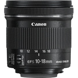 Canon EF-S 10-18 mm F4,5-5,6 IS STM