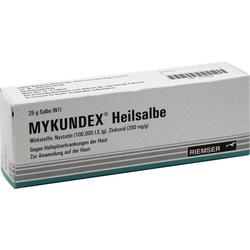 MYKUNDEX Heilsalbe 25 g