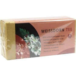 WEISSDORN TEE Filterbeutel 25 St.