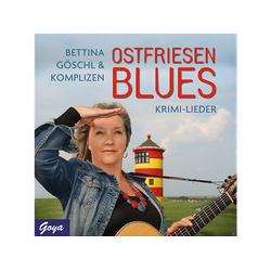 Ostfriesenblues - (CD)