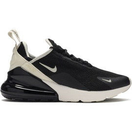 Nike Wmns Air Max 270 black-cream/ white-black, 37.5