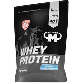 Mammut Whey Protein Coconut White Chocolate Pulver 1000 g