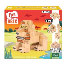 FabBrix SAFARI (57 Wodden Brix)