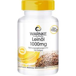LEINÖL 1000 mg 100 St.