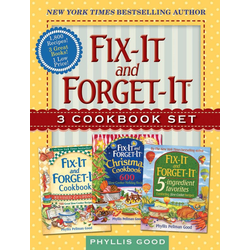 Fix-It and Forget-It Box Set: eBook von Phyllis Good