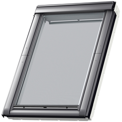 VELUX Dachfensterrollo Hitzeschutzmarkise, Lichtschutz schwarz Fenster Bauen Renovieren