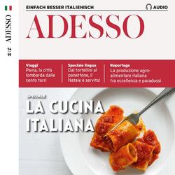 Italienisch lernen Audio - Die italienische Küche