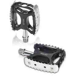XLC Fahrradpedale MTB/Trekking Pedal PD-M17 (2-tlg.) schwarz Fahrradteile Fahrradzubehör Fahrräder Zubehör
