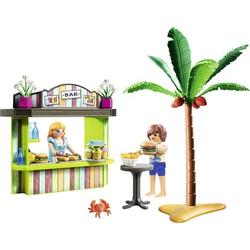 Playmobil® Freizeit Strandkiosk 70437