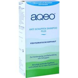 AQEO Anti Schuppenshampoo Plus 200 ml