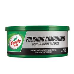 TURTLE WAX Polierpaste, Paste zum Polieren von Autos, 297 ml - Dose
