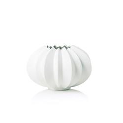 Kähler Stella Kerzenhalter H8.5 weiß (12461)