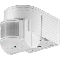 goobay ODA Passiver Infrarot-Sensor (PIR) Verkabelt Zimmerdecke Weiß
