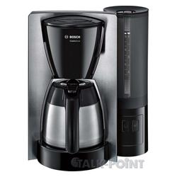 BOSCH Wasserkocher TKA6A683 Kaffeemaschine schwarz/Edelstahl