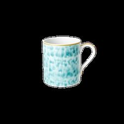 Rice Glaze Print Tasse 35 cl Porzellan Grün