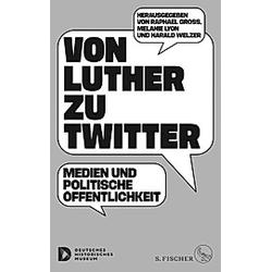 Von Luther zu Twitter - Buch