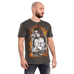 Journey T-Shirt grau M