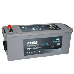Exide Strong PRO EE1403 140Ah LKW-Batterie
