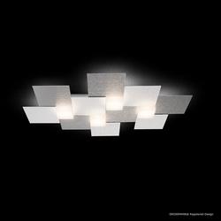 Grossmann Creo LED Wand- / Deckenleuchte, 38,5 x 55 cm