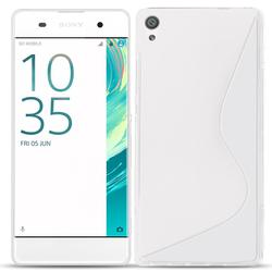 Handy Hülle für Sony Xperia E5 Backcover Silikon Case