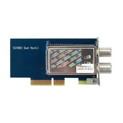 Axas Dual DVB-C/T2 Tuner H.265 für E4HD 4K Ultra Receiver