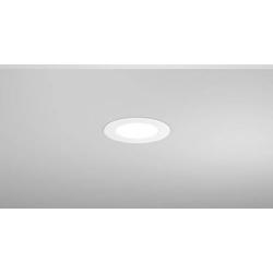RZB Toledo Flat LED/5W-4000K D14 901451.002.1 LED-Einbaupanel Weiß