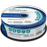 MediaRange DVD+R DL 8,5GB 8x 25er Spindel (MR474)